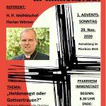 Männereinkehrtag WB Wörner 20201