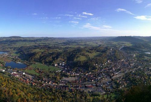 Blick auf Immenstadt